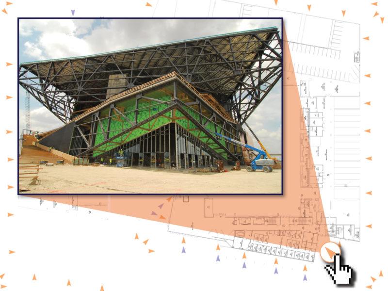 Multivista's construction photo documentation