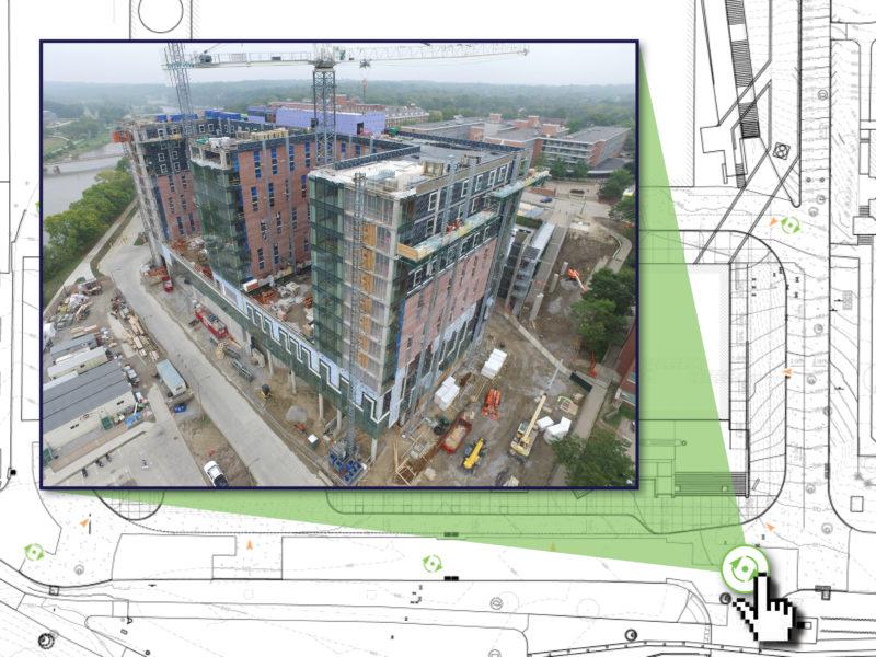 3D Construction Site Photography