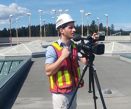 Construction Site Video Capture