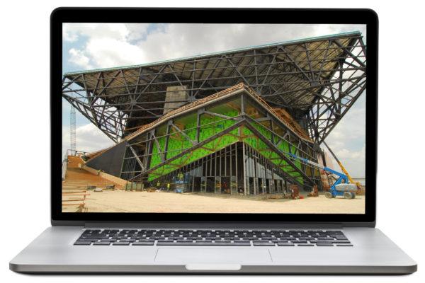 View Multivista's construction photo documentation through your desktop