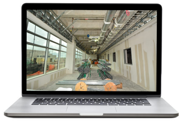 View Multivista's construction photo documentation through your computer