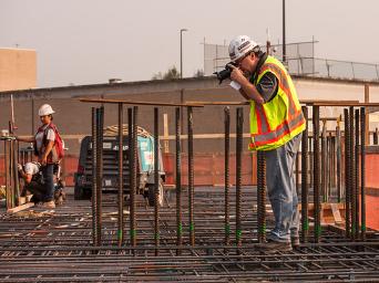 Construction Site Photographer