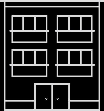 Multivista Multi-family construction Icon