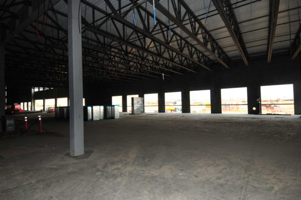 Internal Photo Documentation of Industrial Factory Provided by Multivista