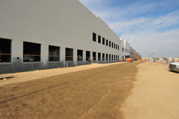 Exterior Photo Documentation of Industrial Factory Provided by Multivista
