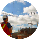 Cutting-Edge Construction Drones & UAV Service by Multivista