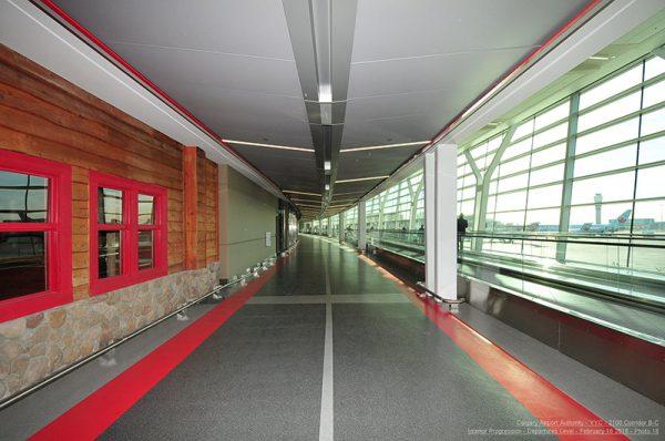 Corridor infrastructure documentation provided by Multivista