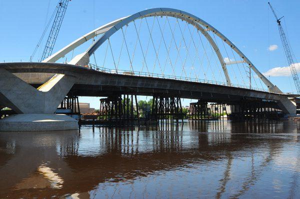 Infrastructure and Civil Construction Bridge