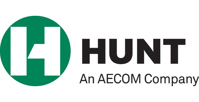 Hunt Construction Co. logo