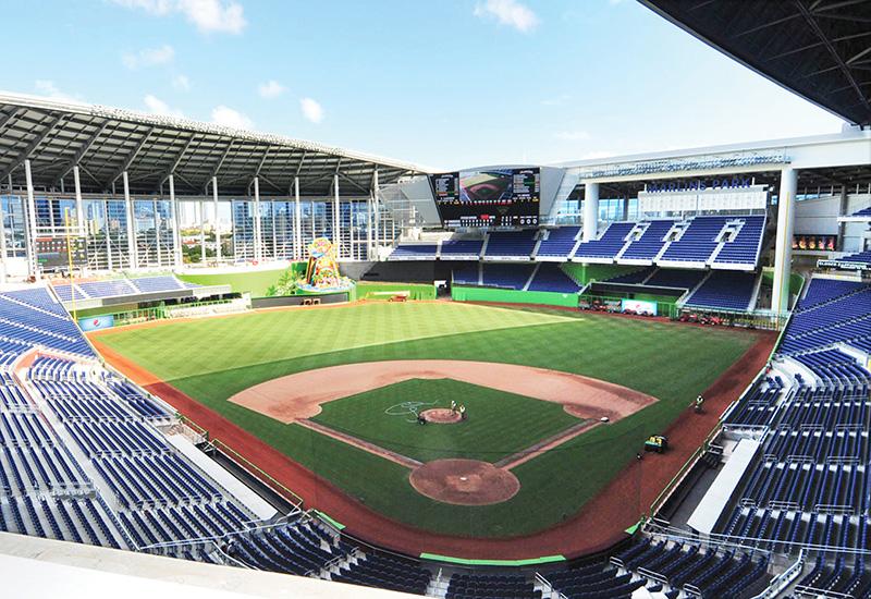 Photo of Baseball Stadium provided by Multivistas Recreation and Stadium Construction documentation