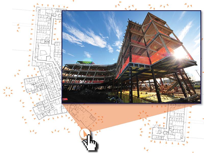 Construction Site Progress Photography Documentation By Multivista