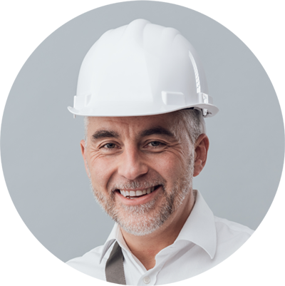General Contractor Headshot Multivista