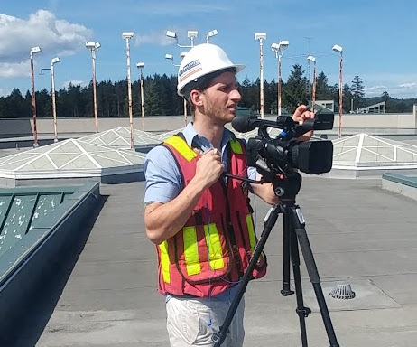 Construction Site Video Capture