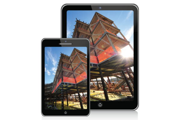 View Multivista Construction Documentation Photos Through Your Smart Devices