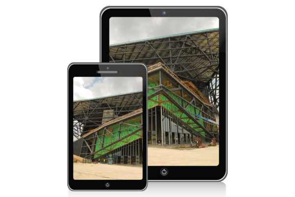 View Multivista's construction photo documentation through your smart devices