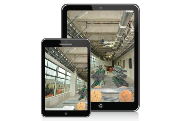 View Multivista's construction photo documentation through your smart device