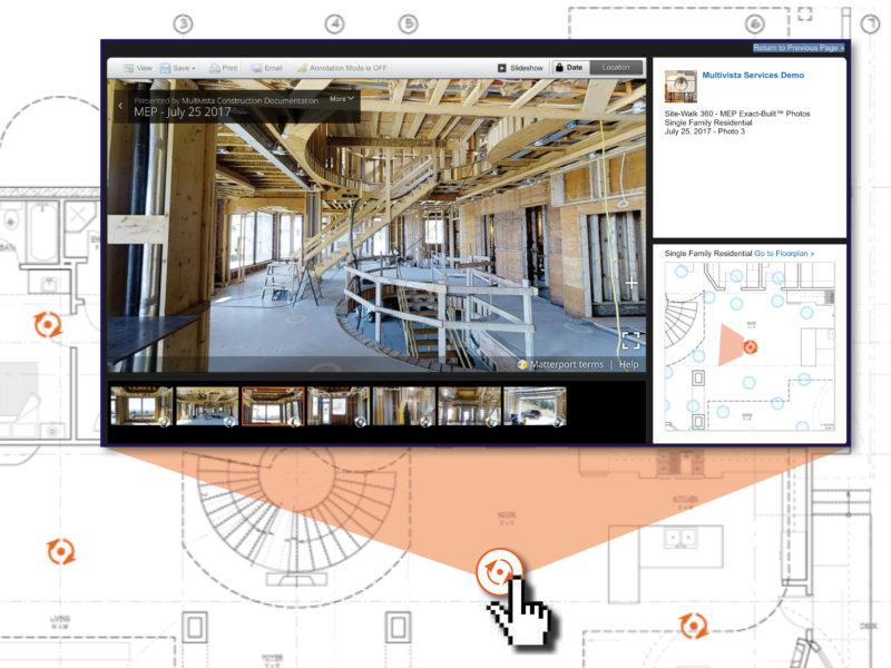 Custom Home Documentation Software Provided by Multivista