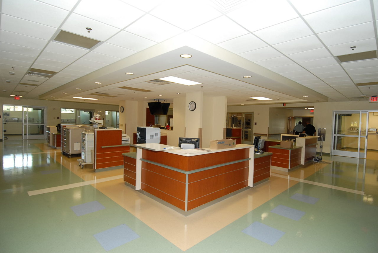 Internal Healthcare Construction Documentation Services Provided By Multivista