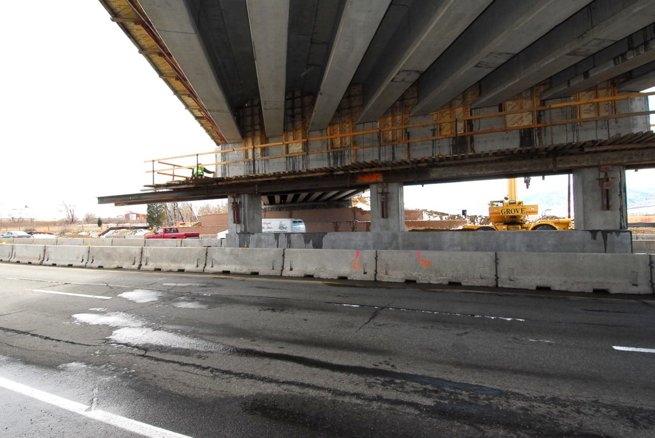 Documentation Photo of Infrastructure Project Provided by Multivista