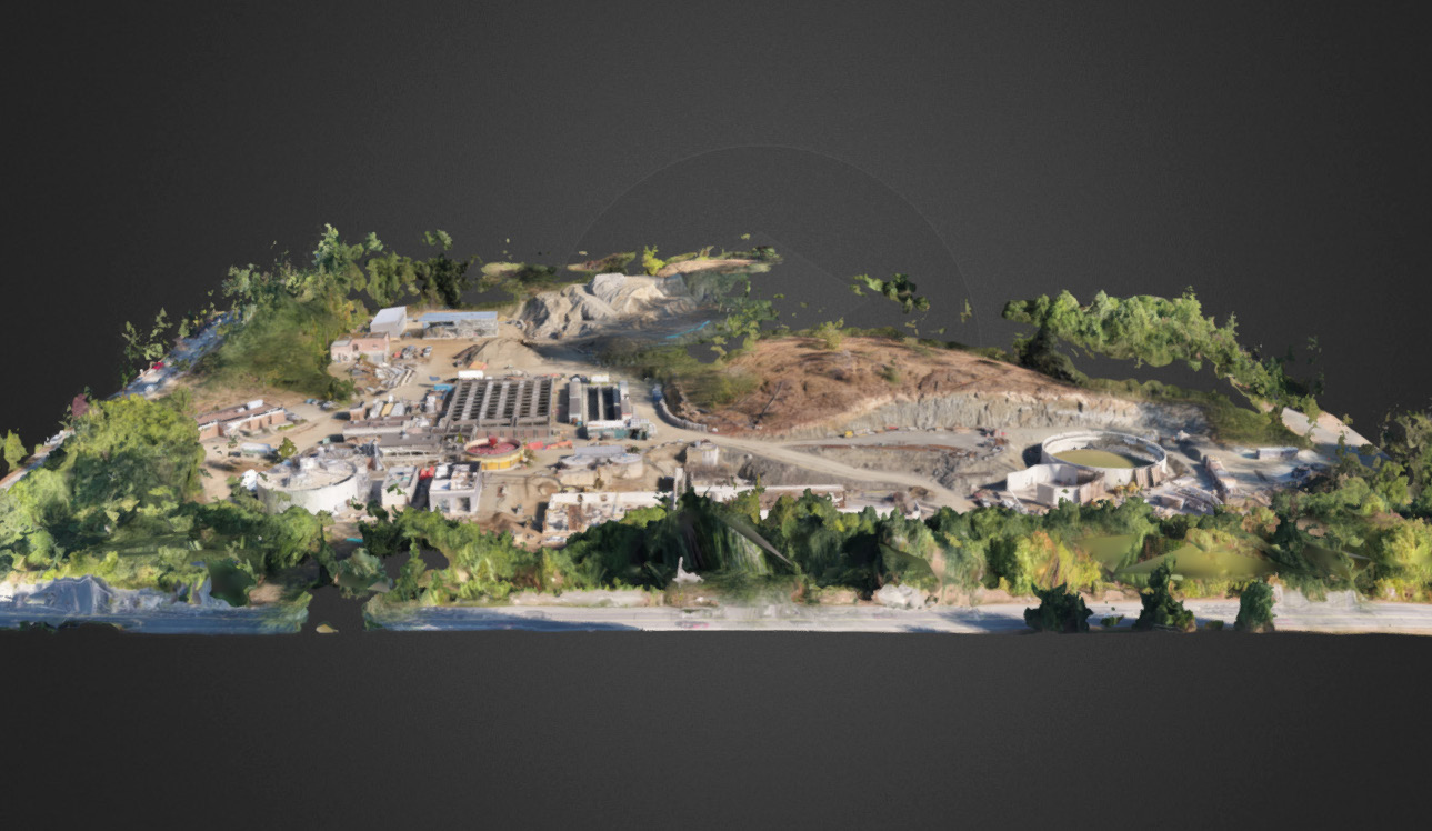 Construction Drone UAV Services | Photography, Mapping, and Video on