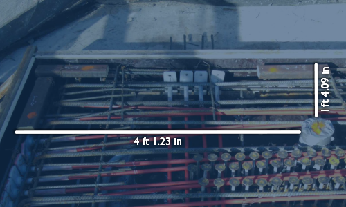 Construction Measurement in a Photo