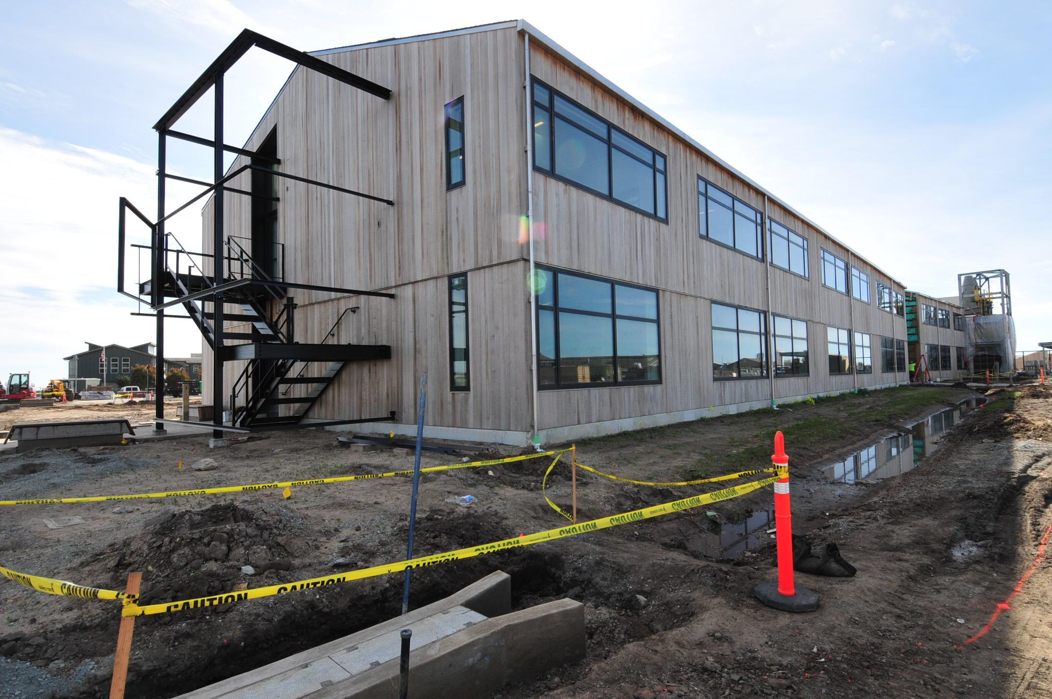 Exterior Photo Documentation of Construction Site
